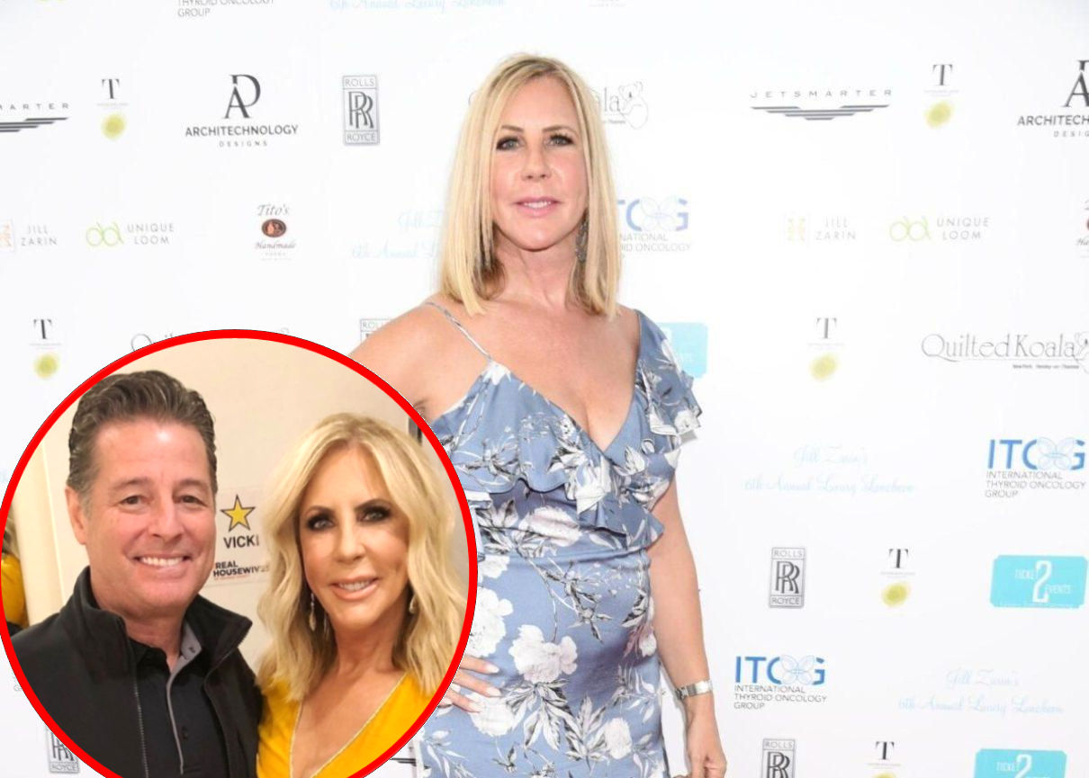 """RHOC Alum Vicki Gunvalson Reveals Reason for Steve Lodge Split as She Shares Post About """"Healing"""" and Prays for Peace as She Moves on"""