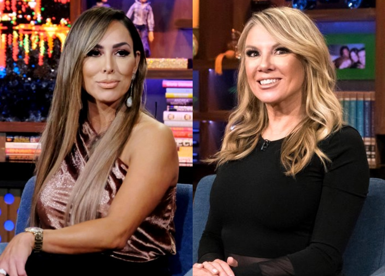 RHOC Alum Kelly Dodd Explains Why Ramona Singer Stopped Taking Photos With Her And Calls Out Housewives Accused Of Crimes As She Shares Who Production Insiders Can't Stand, Plus Will Kelly Vote For Steve Lodge?