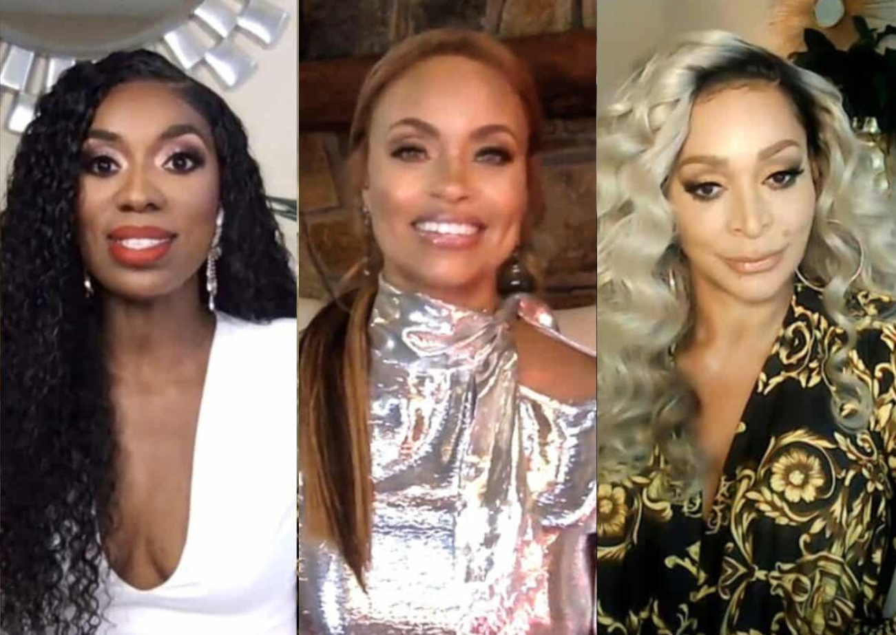 RHOP's Dr. Wendy Osefo Reveals Real Reason She Got Upset at Gizelle Over Eddie Rumors as Karen Discusses the Moment That Solidified Their Friendship