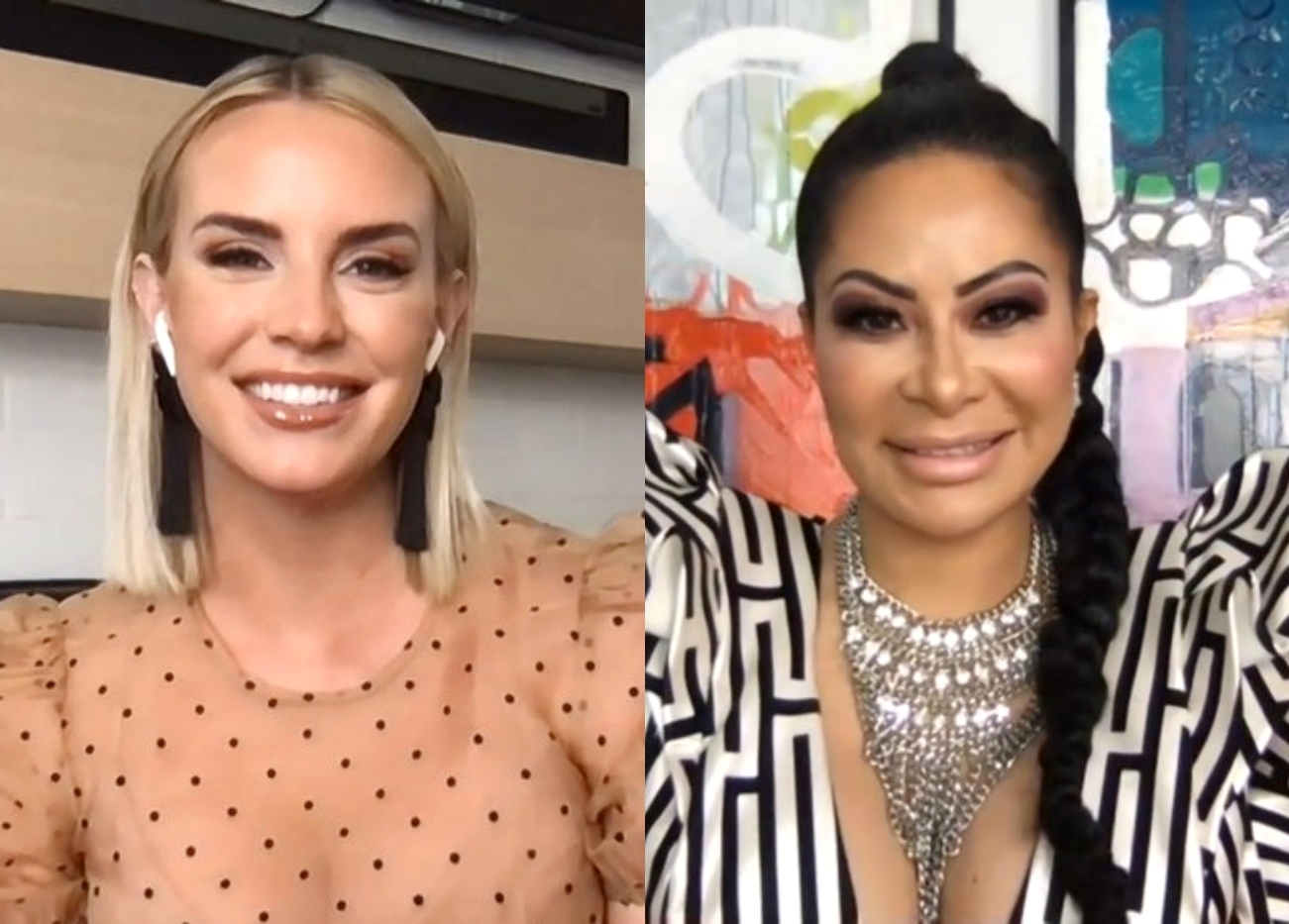 """RHOSLC's Whitney Rose on What Jen Shah Told Her Amid Her Arrest, Admits She's """"Still Processing"""" Legal Drama, and Reveals Where They Stand Today, Plus Live Viewing Thread"""