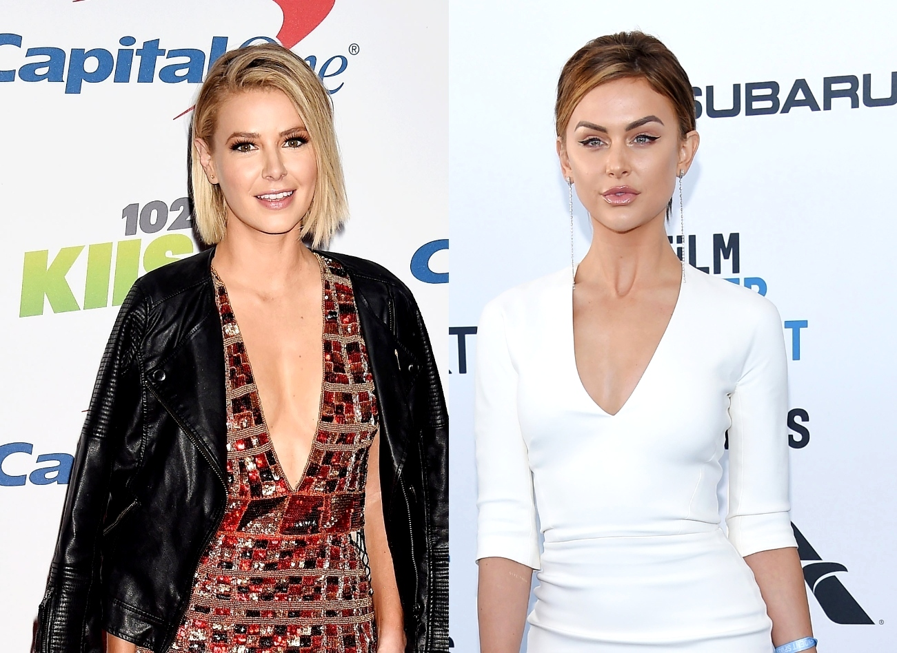 """Vanderpump Rules' Ariana Madix Confirms She and Lala Kent Are """"No Longer Friends,"""" Says Premiere Comments Were the """"Straw That Broke the Camel's Back"""""""