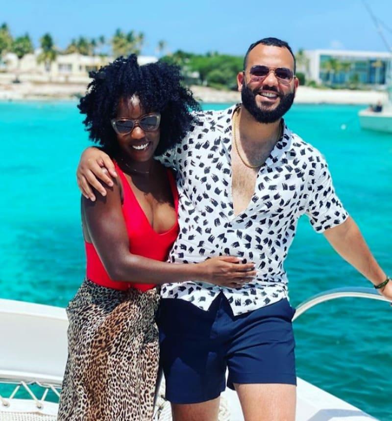 MAFS Briana Myles and Vincent Morales Enjoy Tropical Vacation
