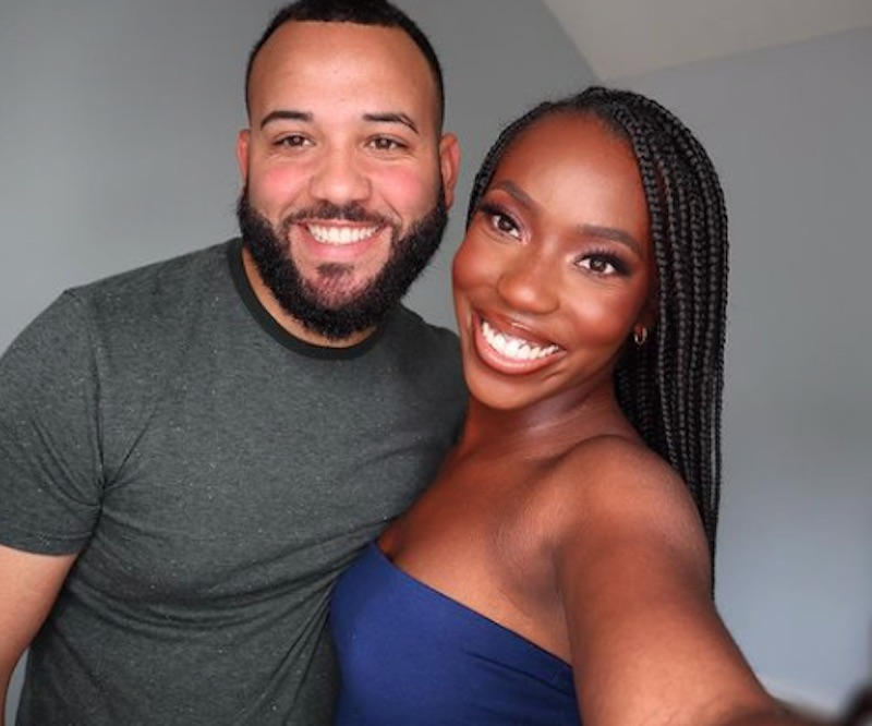 MAFS Briana Myles and Vincent Morales Launch YouTube Channel
