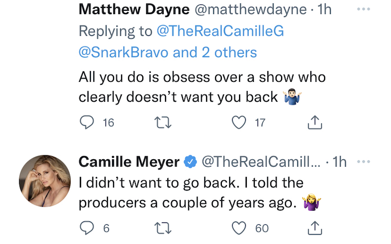 rhobh camille grammer accused of obsessing over rhobh