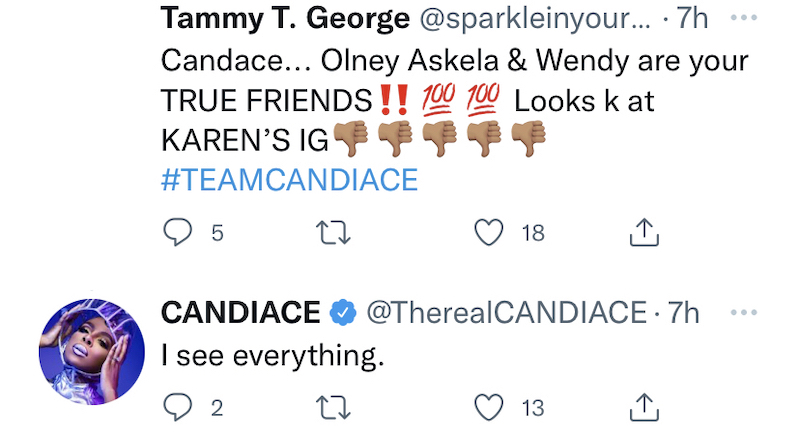 rhop candiace dillard bassett suggests wendy osefo and askale davis are her only real friends