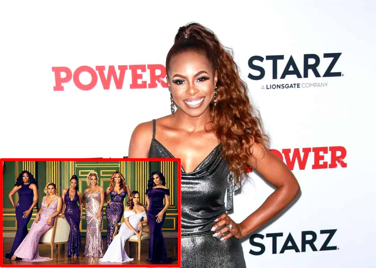 """RHOP's Candiace Dillard Slams Cast's """"Double Standards,"""" Claims They Sold Her """"Up the River"""" as Karen Huger T"""