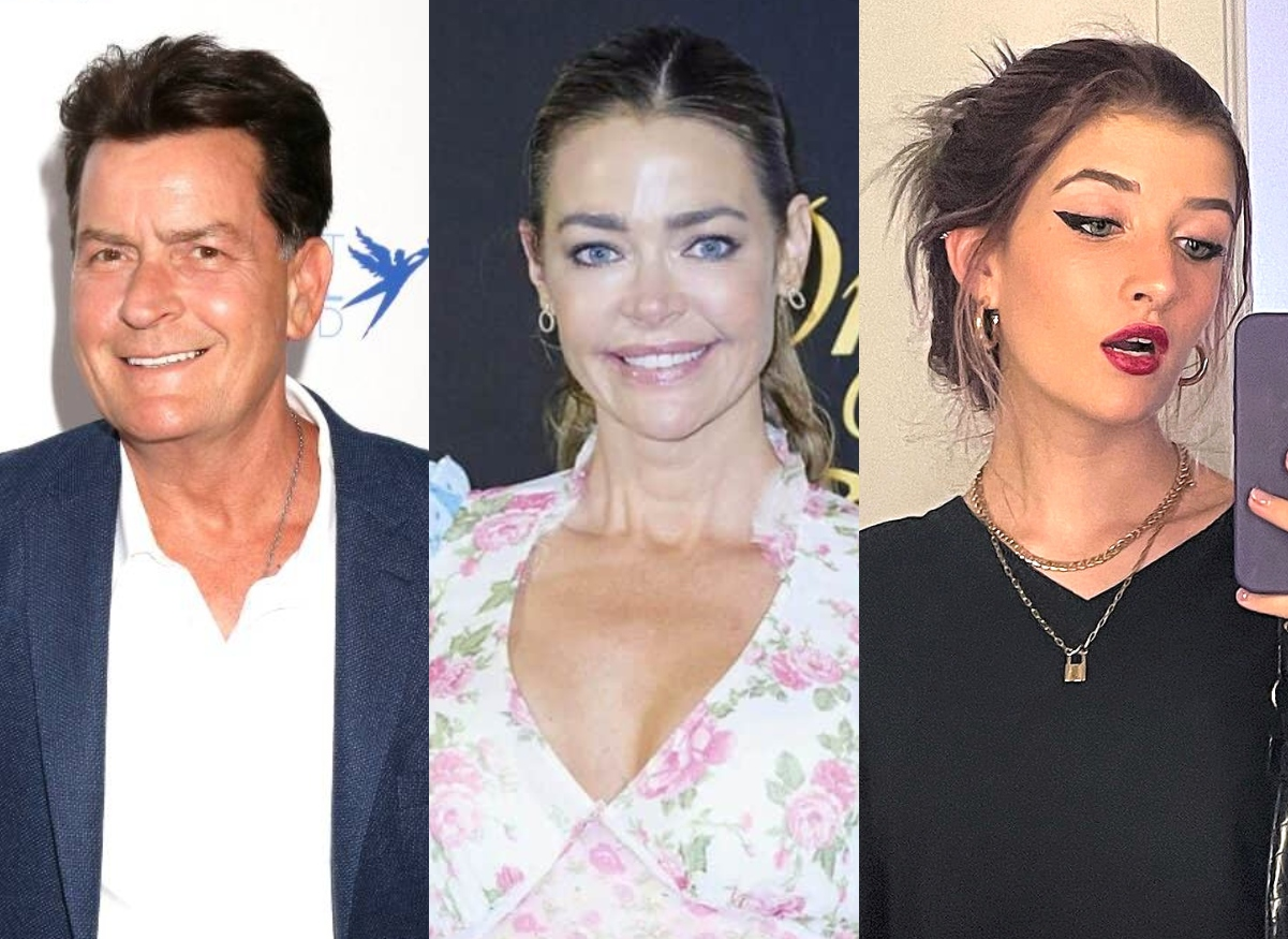 Charlie Sheen Claims He Has Full Custody of Daughters After He's Relieved of Child Support Responsibilities to RHOBH Alum Denise Richards
