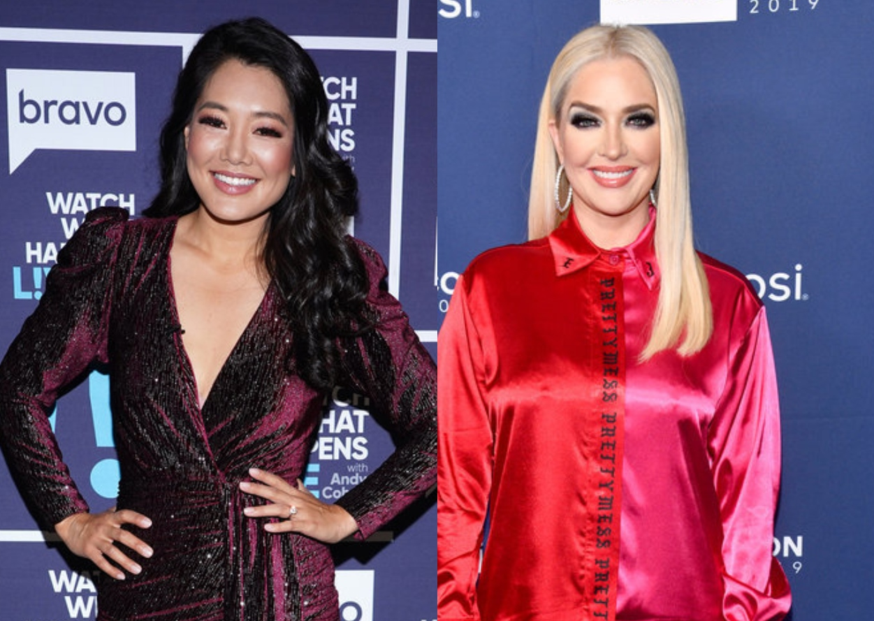 'RHOBH' Crystal Kung-Minkoff Explains Why She Supports Erika Jayne, Talks Season 12 Plans and Shares Fans' Biggest Misconception of Her