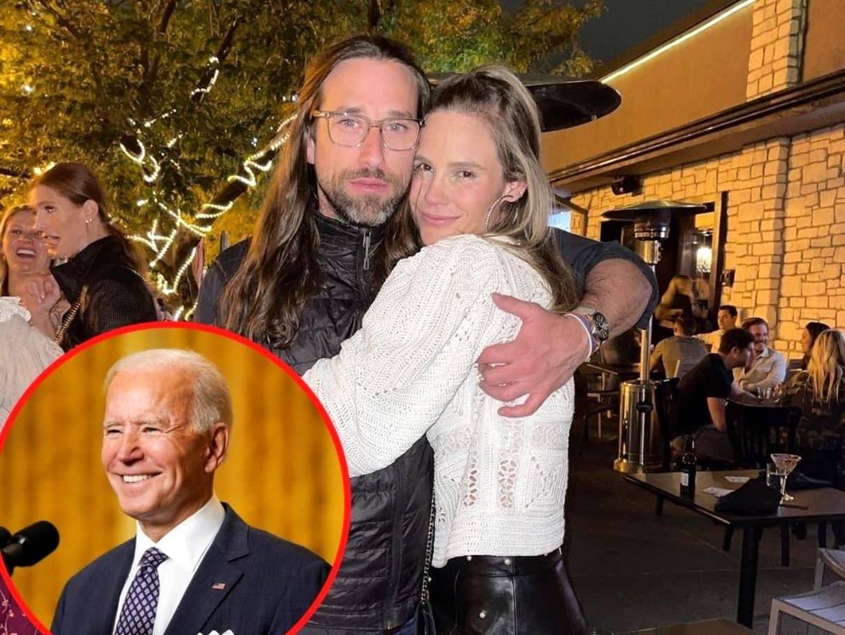 "RHOC's Meghan King Marries President Biden's Nephew Cuffe Owens in ""Small"" Wedding Weeks After Confirming Relationship as Biden Attends"