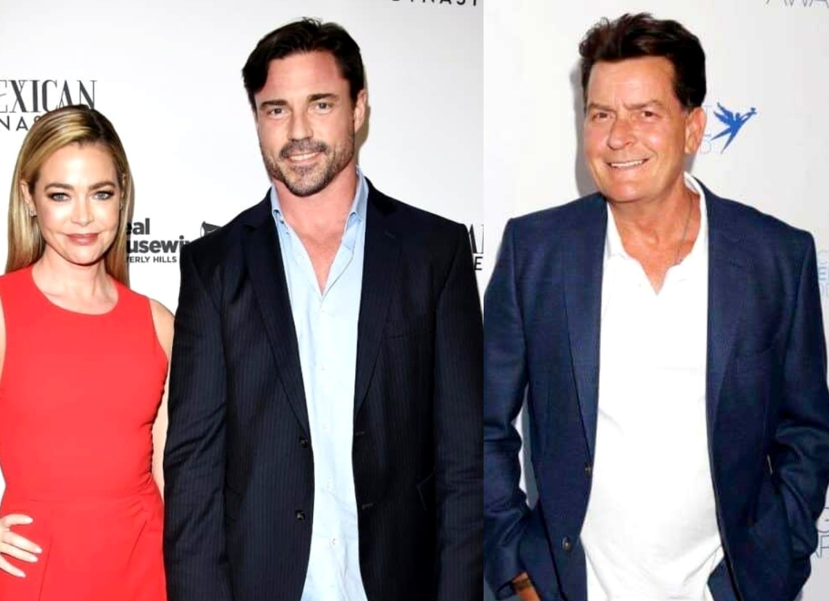 """RHOBH Alum Denise Richards' Husband Aaron is """"Devastated"""" Amid Custody Drama, Feel Charlie's Playing Games as Insider Compares His House to a """"Big Party"""""""
