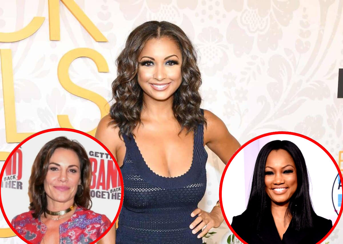"""RHONY's Eboni K. Williams on Why She's Not Talking to Luann, Claims Garcelle Was """"Broken"""" on RHOBH, Plus Talks Canceled Reunion, and Dorinda and Bethenny's Potential Returns"""