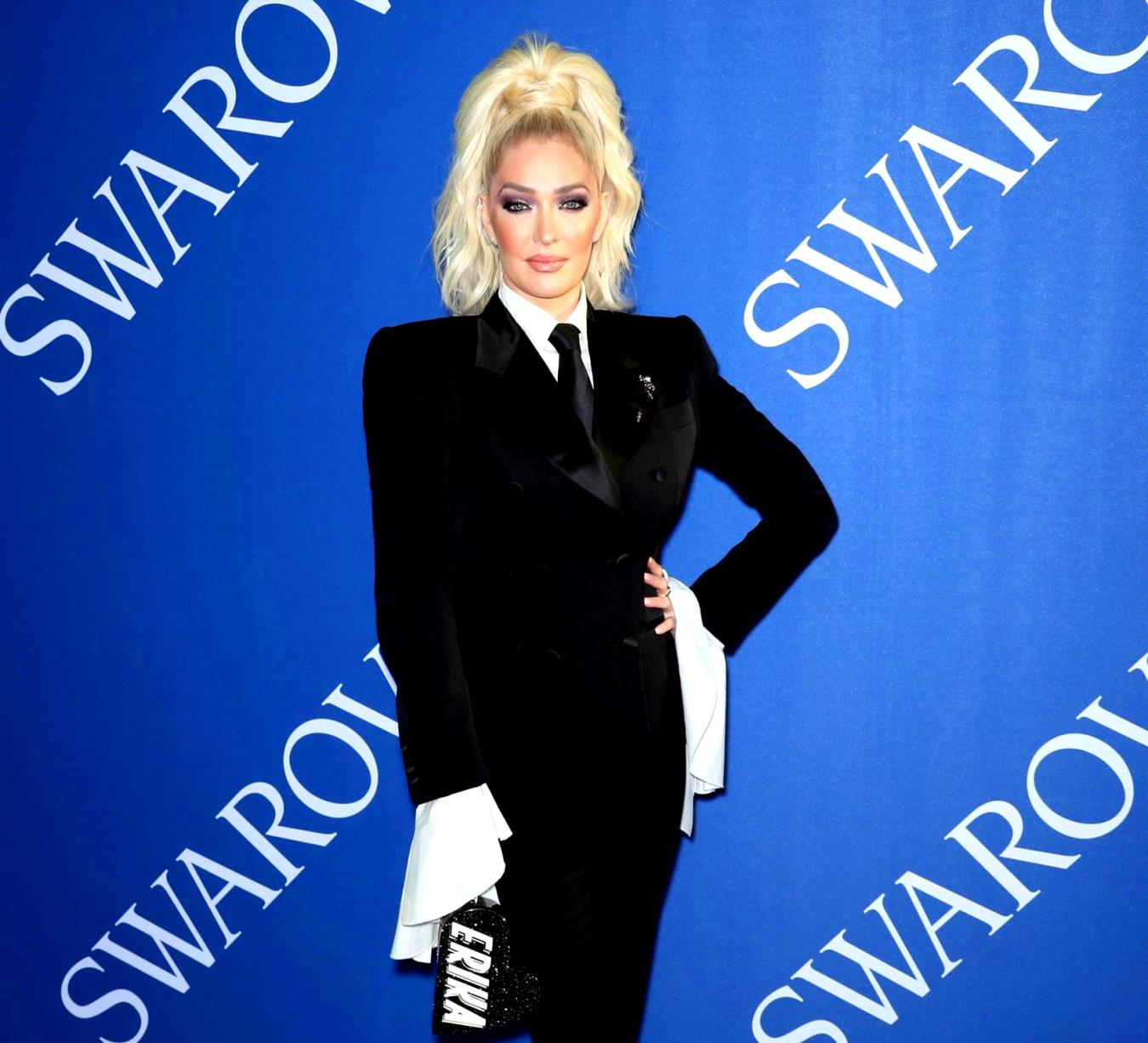 """REPORT: Erika Jayne's Attorney """"Actively"""" in Talks to Resolve $25 Million Lawsuit Against RHOBH Star, Will She File for Bankruptcy Amid the Proceedings?"""