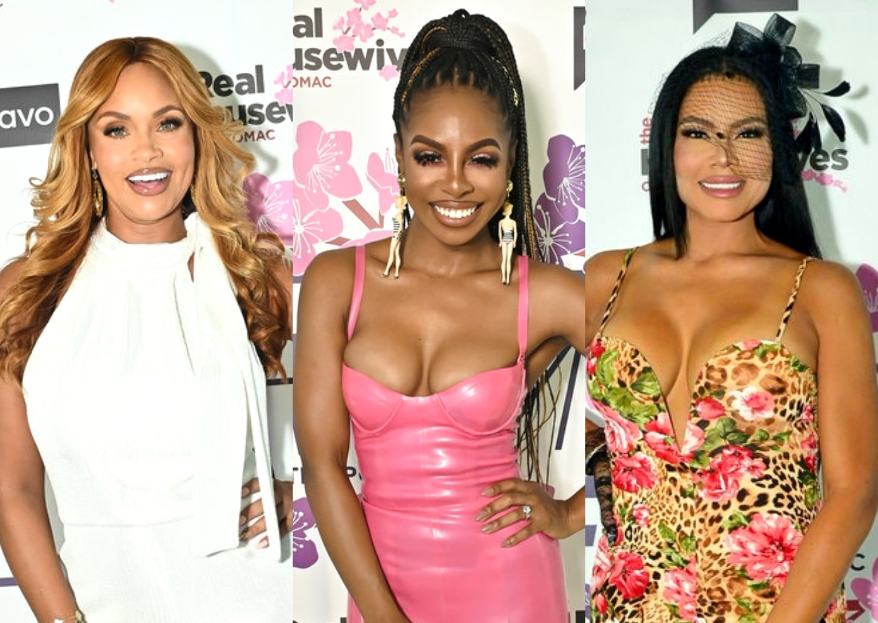 """RHOP: Gizelle Bryant Accuses Candiace of Going """"Too Far"""" Over Comments About Mia's Mom as Karen Was """"Bothered"""" by It, Plus Candiace Defends Her Comments, and Live Viewing Thread"""