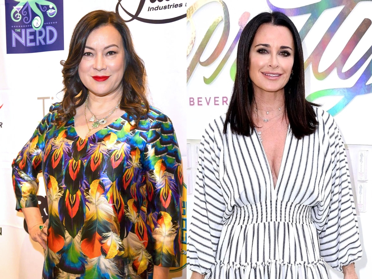 Jennifer Tilly Accuses Kyle Richards of Instigating Fights Between Erika and Sutton on RHOBH as Kyle Responds, Plus Dorit Addresses Garcelle Being Left Out of 'Fox Force Five'