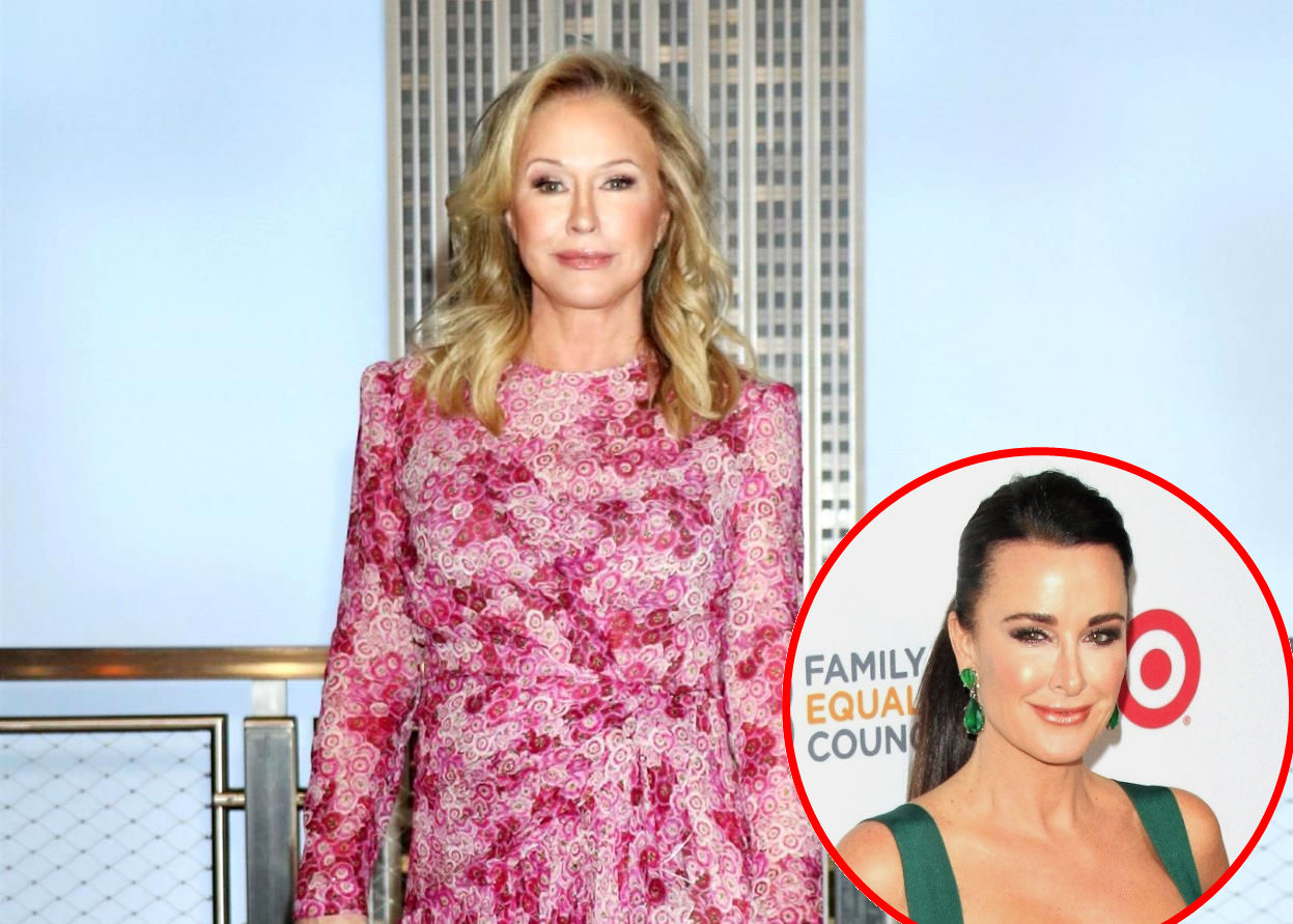"""Kathy Hilton Admits She Was """"Hurt"""" Over RHOBH Season One and Stopped Speaking to Kyle, Confirms She Wants to Return Talks Fo Season 12"""