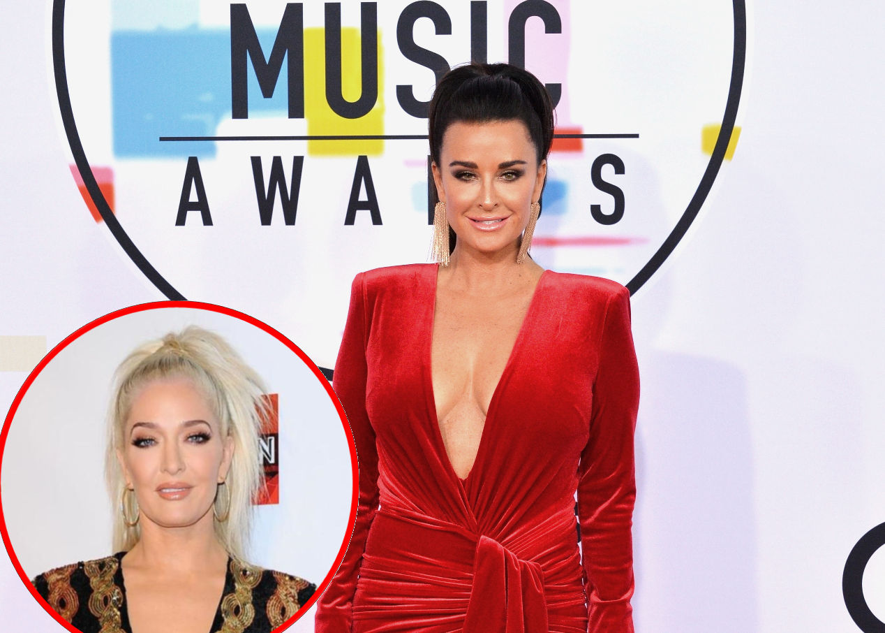 """Kyle Richards Admits She'll """"Eventually"""" Quit RHOBH, Says Filming RHUGT Was the Most """"Exhausting"""" Thing She's Ever Done, Plus Offers Update on Friendship With Erika Jayne"""
