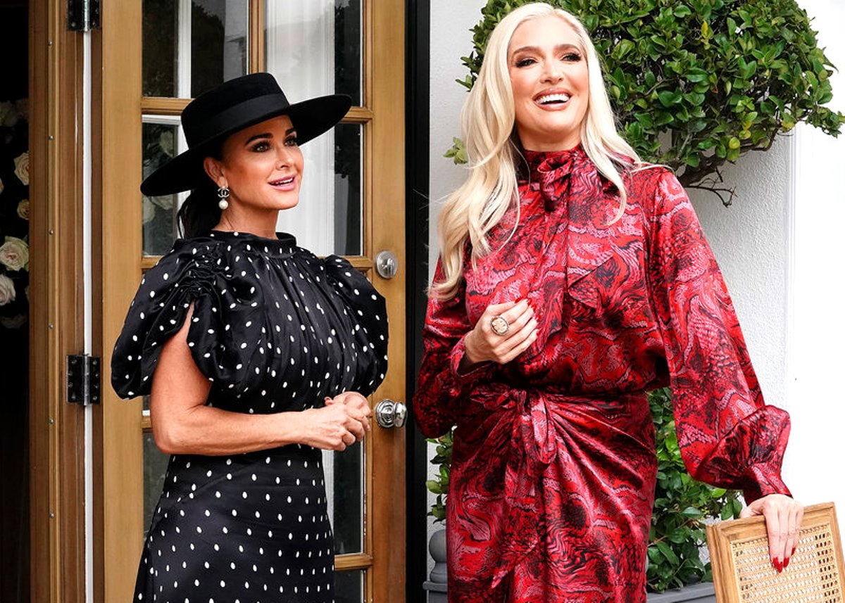 Was Erika Jayne Invited to Kyle Richards' Party For Portia? Here's Why She Didn't Attend as Teddi Films For RHOBH, and Tom's $1.2 Million Home is Sold Plus How Proceeds Will Be Split