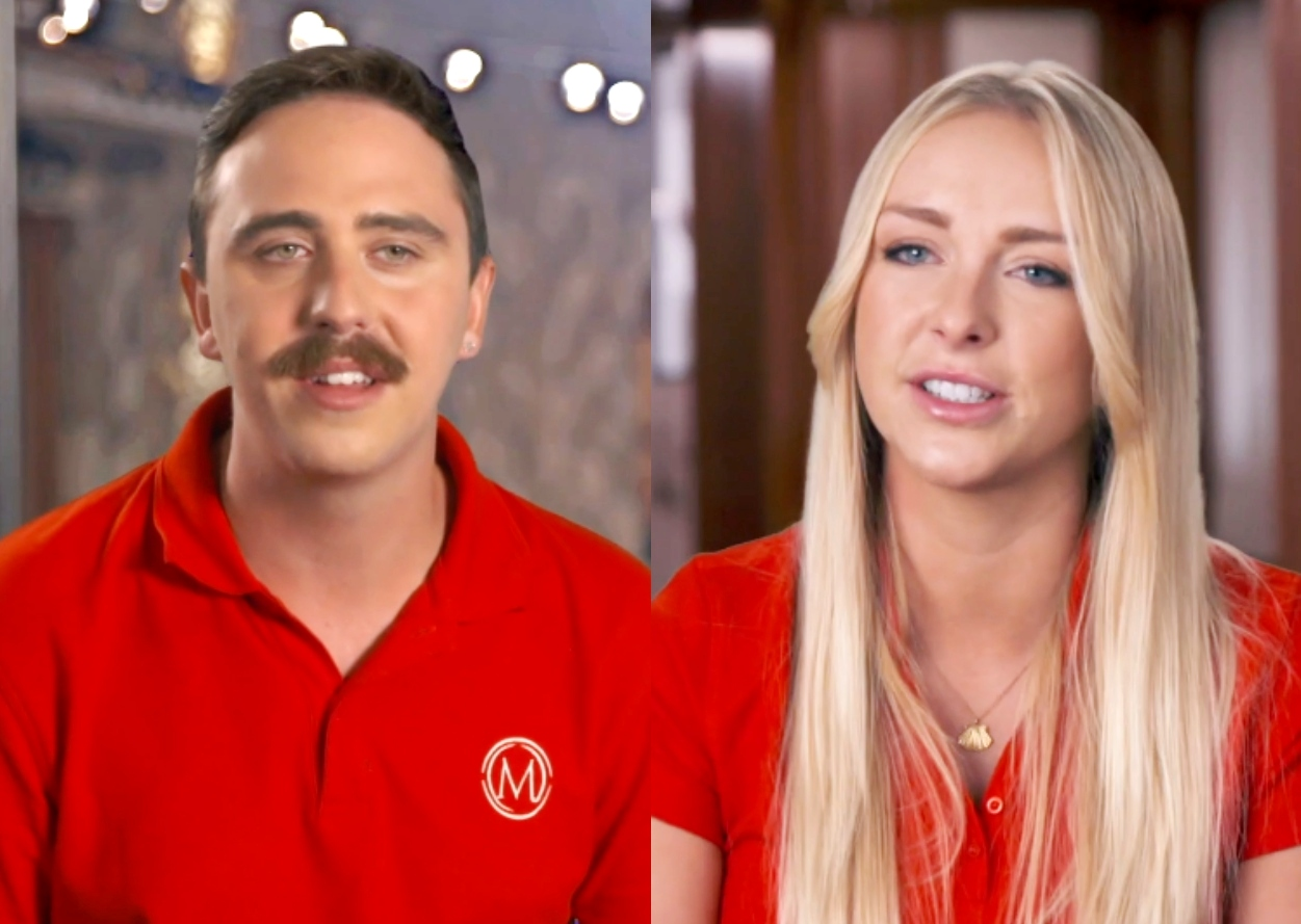 Below Deck Med Recap: Lloyd Gets Sick and Courtney is Promoted to Second Stew as Malia Struggles to Get Her Crew Focused