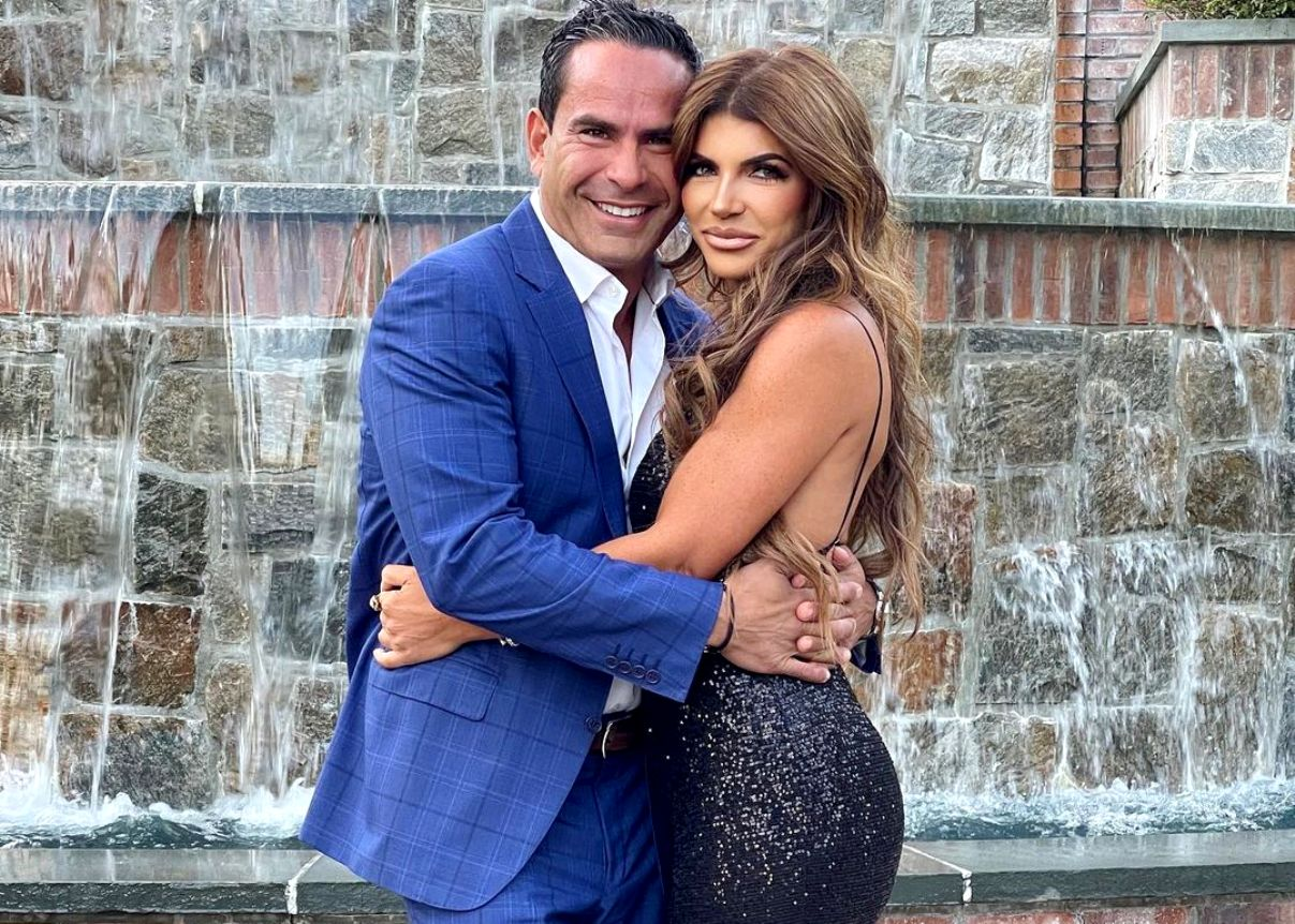"""RHONJ's Teresa Giudice and Boyfriend Luis Ruelas Are Moving Into Their $3.35 Million """"Beverly Hills-Style"""" Mansion After About a Year of Dating"""