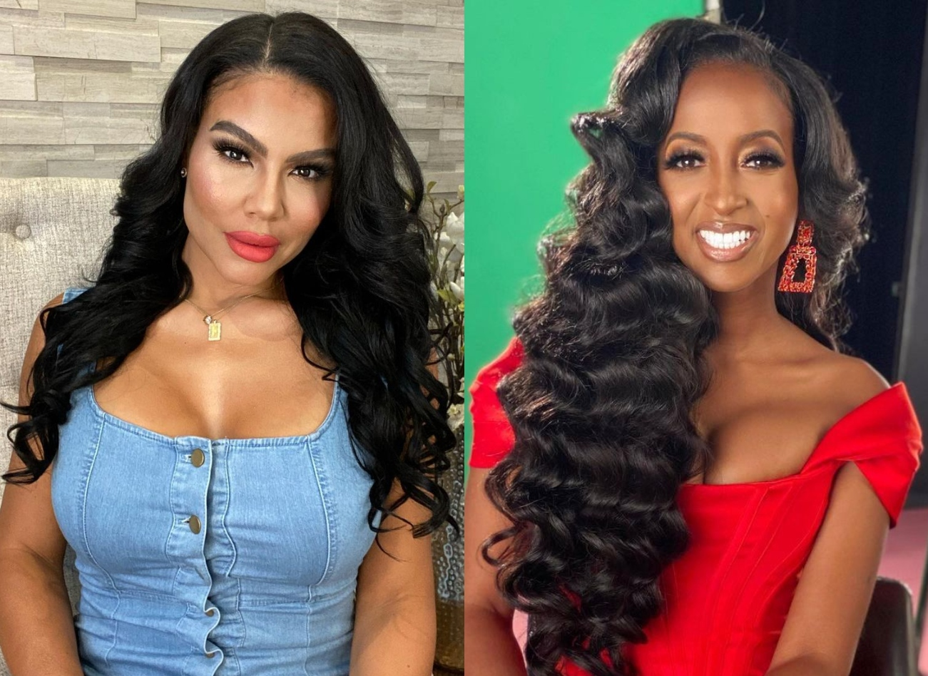 """'RHOP' Star Mia Thornton Blames Social Media Manager for Askale Davis Tweets, Offers """"Sincere"""" Apology and Talks Candiace Dillard Lettuce Fight"""
