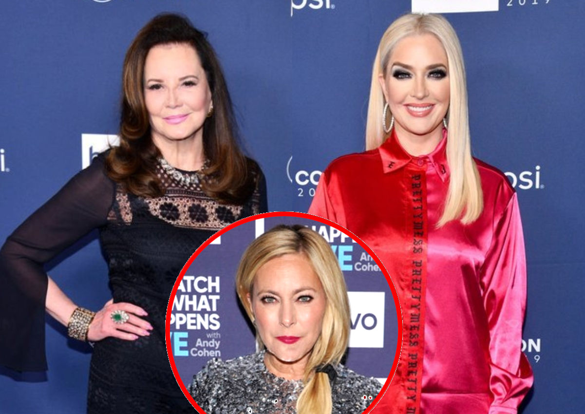 """Southern Charm's Patricia Altschul Slams Erika Jayne for Using C-Word in RHOBH Reunion, Says She's """"Team Sutton"""" as Sutton Reacts"""