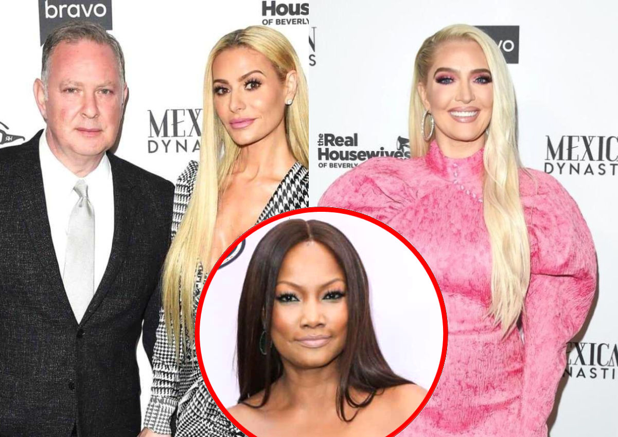 """PK and Dorit Kemsley React to Erika Being """"Displeased"""" With Scene on RHOBH, Dorit Reflects on Shading Garcelle as a """"Bully"""" and Teases """"Challenging"""" Reunion and"""