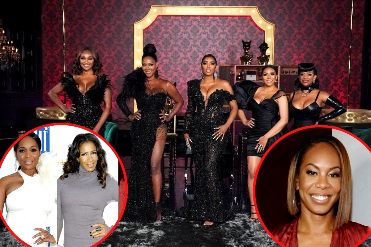 REPORT: RHOA Begins Filming Season 14! Final Cast Revealed as Marlo's Upgraded to Full-Time, Sheree Returns, and Sanya Richards-Ross Joins Show, Plus How Cast Feels About Porsha's Exit