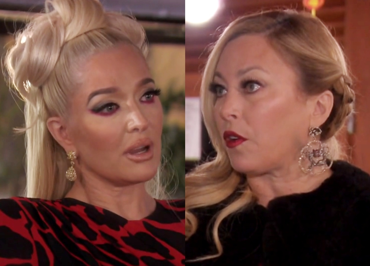 RHOBH Finale Recap: Erika Snubs Sutton's Attempt to Make Amends, Kyle Calls Out Erika Over Instagram Posts and Garcelle Urges Lisa to Reach Out to Denise
