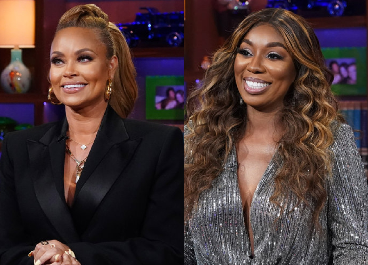 """RHOP's Gizelle Bryant Says Wendy Osefo is """"Judgmental"""" and Suggests She's Not Happy as Wendy Defends Her Relationship and Shades Ashley's Marriage, Plus Karen Weighs in"""