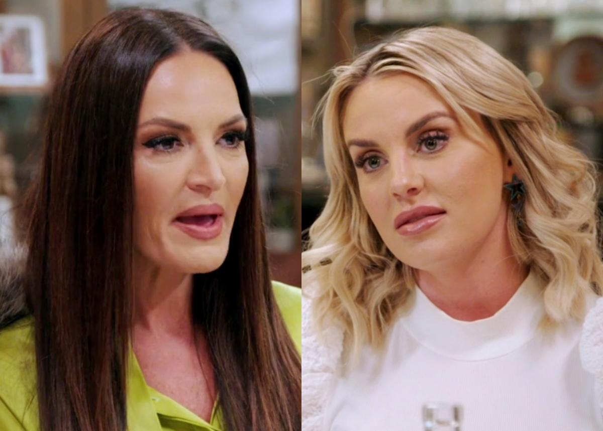 RHOSLC Recap: Lisa and Whitney Bury the Hatchet After Catering Drama and Jen Gets a Second Chance with Brooks
