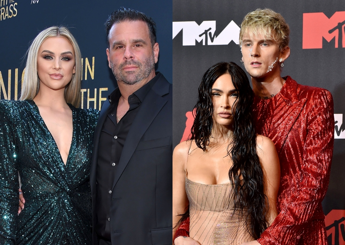 """Pump Rules' Lala Kent Shades Machine Gun Kelly for """"Extremely Mean"""" Tweet About Randall Emmett Film, Reveals Where She Stands With Megan Fox Today"""
