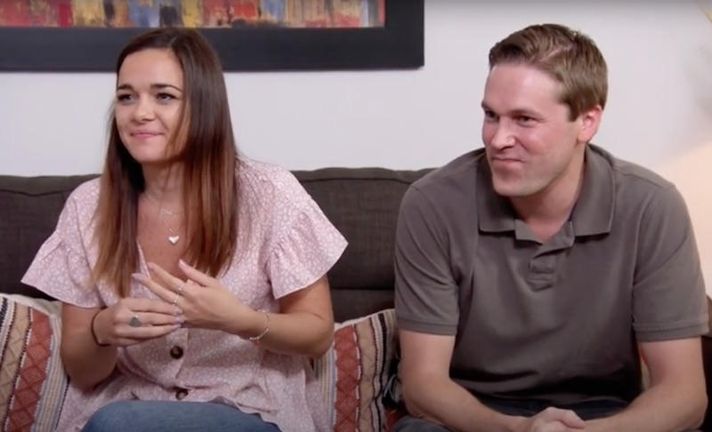 Virginia Coombs and Erik Lake on MAFS During Couples Therapy
