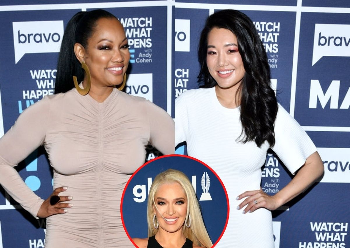 """Garcelle Beauvais Feared Being """"Implicated"""" in Erika's Legal Drama as Crystal Says Producers Alerted Them to LA Times Article, Plus They Discuss Experiences as Minorities on RHOBH and Regrets"""