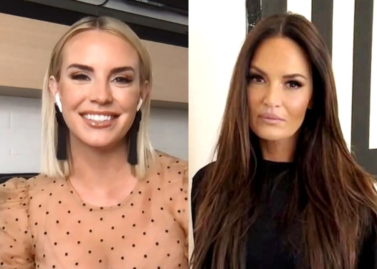 """RHOSLC's Whitney Rose Suggests Lisa Barlow Lied About Friendship With Angie, Calls Her as """"Messy"""" Amid Caterer Drama, and No Longer Needs Her """"Validation"""""""