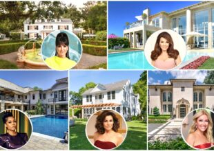 PHOTOS: Check Out the Top 10 Most Expensive Homes of the Real Housewives and Find Out Which Star Has the Priciest Mansion of Them All! Plus See Pictures of Inside the Lavish Houses